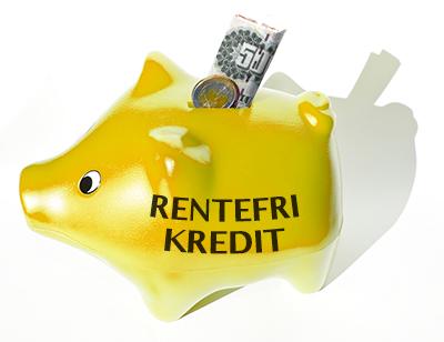 rentefri-kredit