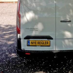 Konsekvenser for privat kørsel i gulpladebiler