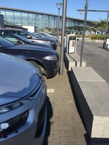 Parkering og kørselsgodtgørelse